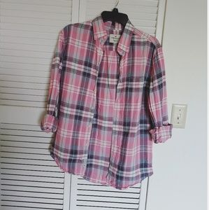 AE Pink Flannel